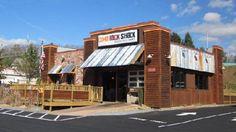 Boone, NC - Come Back Shack