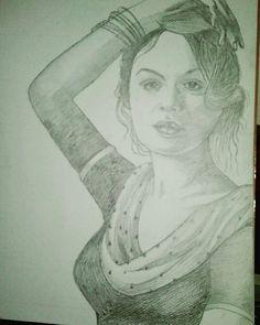 #artwork #sketching #pencil #drawing #WishaArtGallery  price : $4000