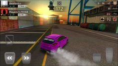 Down Shift Online Drifting is a Free-to-play Android, Car Drifting, Racing Multiplayer Game featuring different tuning options for better drift experience.