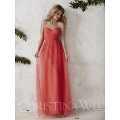 Christina Wu Bridesmaid Dress 22689