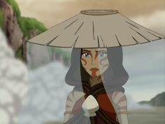 Katara as the Painted Lady ~ Avatar
