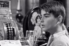 "*whispers in his bad ear - ""George Bailey, I'll love you till the day I die.""  ~Mary Hatch, It's a Wonderful Life"