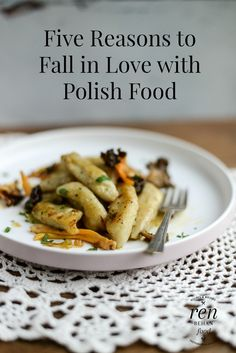 Five Reasons to Fall in Love with Polish Food | Huffington Post by Ren Behan  @huffposttaste
