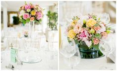 Louise and Ruairi's Summer Garden Wedding. Visit www. Photo by Christina Brosnan. Nautical Wedding Theme, Summer Garden, Amazing Gardens, Garden Wedding, Wedding Ceremony, Stationery, Table Decorations, Flowers, Pictures