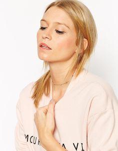 Image 3 ofASOS Mini Hearts Choker Necklace