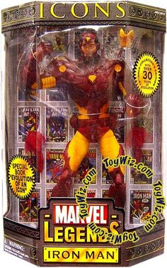 Marvel Legends Iron Man 12 Deluxe Action Figure * For more information, visit image link. (This is an affiliate link) #Marvel