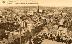 Leuven panorama