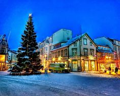 Harstad,Troms,Norway in December 2017/ foto:Henrik Andersson/ Fb-Harstad
