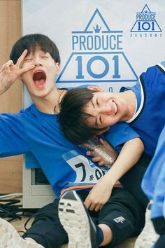 They are still kids Please don't change, don't let words take away your smile, please Bae Jinyoung Lee Dae Hwi BNM Produce 101 K Pop, Bae Jinyoung Produce 101, Wattpad Authors, All Meme, Lai Guanlin, Ong Seongwoo, Lee Daehwi, Produce 101 Season 2, Kim Jaehwan