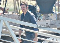 """Colin O'Donoghue - Behind the scenes - 6 * 5 """" Street Rats"""" - 16 August 2016"""