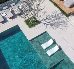 LOVE the tile in this pool!!!!