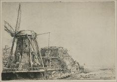 Rembrandt Molen