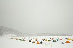 winter camping collective