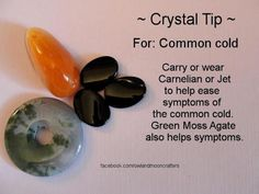 Crystal Tip: common cold