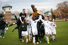 MSU Men's Soccer defeats Michigan 2-0. Photo Credit: Matthew Mitchell/MSU Athletic Communications