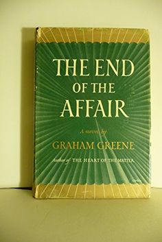 Amazon.com: the end of the affair by graham greene: Books