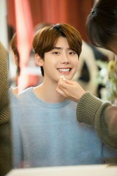 Collecting of Lee Jongsuk's and EXO's KAI Thai-Language translate You can find the picture by Index Pages photo will arrange by events and date Any question Ask me here or contact me by. Lee Jong Suk Cute, Lee Jung Suk, Asian Actors, Korean Actors, Korean Idols, Korean Actresses, Chen, Lee Jong Suk Wallpaper, Kang Chul