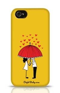 Love Couple Apple iPhone 4S Phone Case