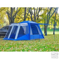 Sportz SUV Tent with Screen Room - Napier Enterprises 84000 - Family Tents - Camping World