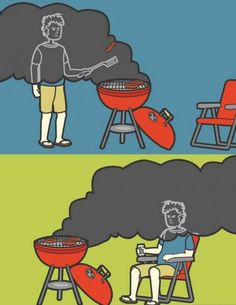 Murphy's Law of the BBQ