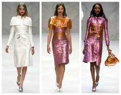Crafty Lady Abby: LONDON FASHION WEEK: Burberry Prorsum