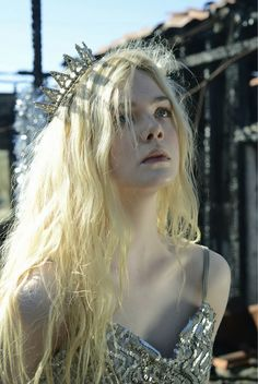 Elle Fanning, I dont know if she is a light summer or a bright winter. She just reminds me of light summer