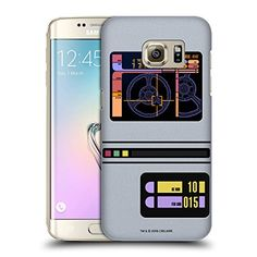 Official Star Trek Padd Gadgets TNG Hard Back Case for Samsung Galaxy S7 edge ** Check out this great product. (Note:Amazon affiliate link)