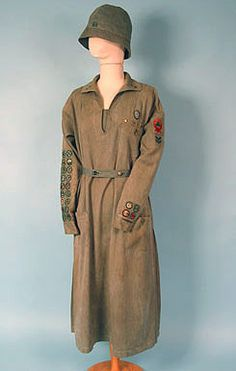 girl scout dresses 1920's - Google Search