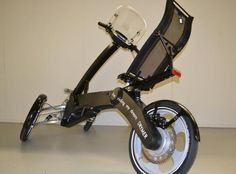 1000 images about tilting trikes on pinterest recumbent for Recumbent bike with electric motor