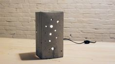 episode 6 of Home Made Modern provides instruction for a a DIY lamp made out of concrete. Follow us on Instagram to see what we're working on next! Ben: http...