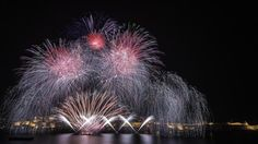 Italian company wins fireworks festival - timesofmalta.com Fireworks Photography, Fireworks Festival, Group, Pets, Board, Sign, Planks