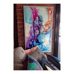 KIRSTEN JACKSON   FRANKIE + COCO Jackson, Feels, Texture, Artist, Artwork, Diy, Painting, Surface Finish, Work Of Art