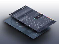 teachers directory app - dribbble Image