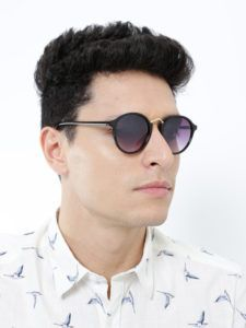 10 Summer Fashion Essentials(Get Ready to Beat the Heat) - Ferri Style Tips Round Sunglasses, Mens Sunglasses, Summer Fashion Trends, Fashion Essentials, Tips, Style, Round Frame Sunglasses