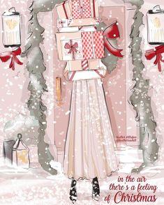 Christmas Quotes, Christmas Love, Christmas Images, Winter Christmas, Christmas Crafts, Xmas, Merry Christmas, Christmas Templates, Illustration Noel