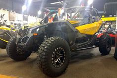 New 2017 Can-Am Maverick X3 X DS Turbo R ATVs For Sale in California.