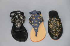 Black Sandals, Leather Sandals, Mystique Sandals, Types Of Women, Wedges, Handmade, Shopping, Fashion, Black Flat Sandals