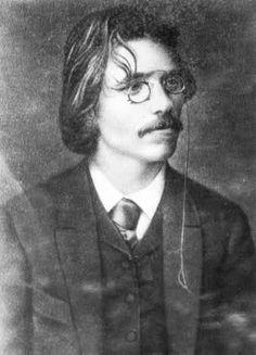 Yiddish writer/playwright Sholem Aleichem (Solomon Naumovich Rabinovich). Fiddler on the Roof