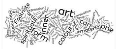 Ptak Science Books: Word Art: the Landscape of the Vocabulary of ...