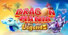 New Dragon Mania Legends hack is finally here and its working on both iOS and Android platforms. This generator is free and its really easy to use! Dragon Ml, Gold Dragon, Gold Mobile, App Hack, Android Hacks, Game Update, Free Gems, Hack Online, Mobile Legends