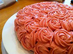 rasberry margarita cake