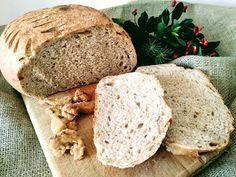 Poľovnícky chlebík (kváskový) Bread, Food, Basket, Brot, Essen, Baking, Meals, Breads, Buns
