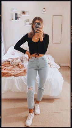 cute outfits for school . cute outfits with leggings . cute outfits for women . cute outfits for school for highschool . cute outfits for spring . cute outfits for winter Teen Fashion Outfits, Mode Outfits, Look Fashion, Beach Fashion, White Girl Outfits, Fashion 2017, Fashion Dresses, Woman Dresses, Trendy Teen Fashion