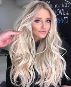 Shop our online store for blonde hair wigs for women.Blonde Wigs Lace Frontal Hair Platinum Blond Wig From Our Wigs Shops,Buy The Wig Now With Big Discount. Frontal Hairstyles, Wig Hairstyles, Straight Hairstyles, Wedding Hairstyles, Evening Hairstyles, Long Haircuts, Modern Haircuts, Hairstyle Ideas, Curly Hair Styles