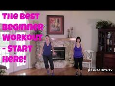 The Best Beginner Workout: How to Start Exercising Safely!
