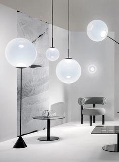 Cable Drop pendant lamp | Hanglamp, Wit, Tafellamp