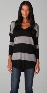 Cheyenne Striped Sweater