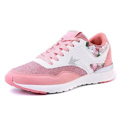 Amazon.com   EIGHT KM EKM004 Women   Girls Everyday Sneakers With  Removeable Pompoms ( 31d2b1bd4e