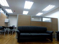 Adecuación oficina secretaria general UCE - sala espera