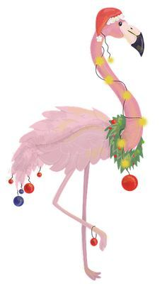 Free Image on Pixabay - Flamingo, Christmas, Advent Tropical Christmas, Beach Christmas, Coastal Christmas, Christmas In July, Pink Christmas, Christmas Images, Christmas Crafts, Christmas Decorations, Christmas Flamingo